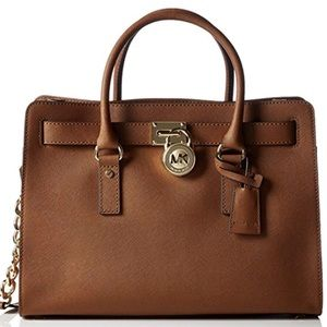 Michael Kors Hamilton East West Large Satchel